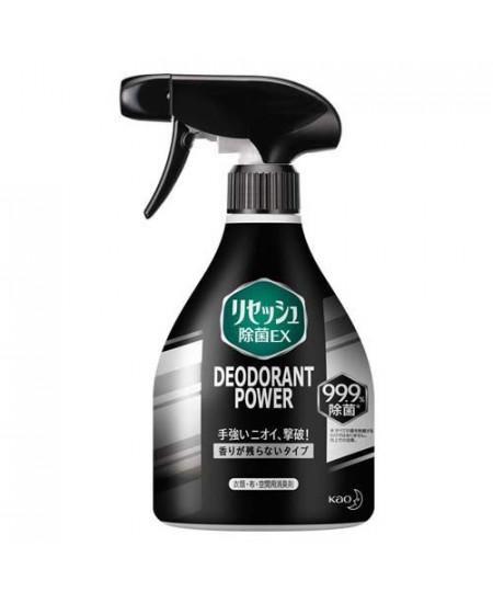 Засіб для знищення неприємних запахів з одягу та тканин Resesh EX Plus 360ml - фотографія №1