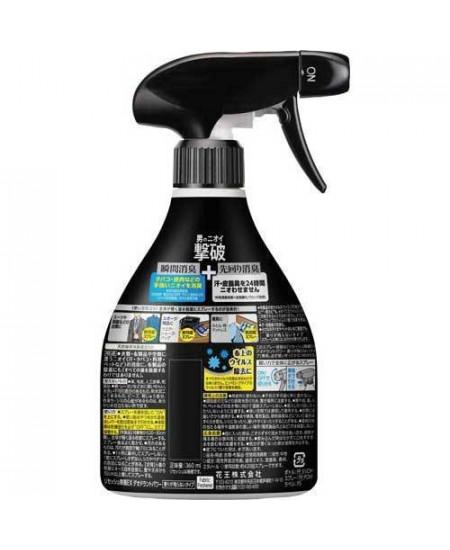 Засіб для знищення неприємних запахів з одягу та тканин Resesh EX Plus 360ml - фотографія №2