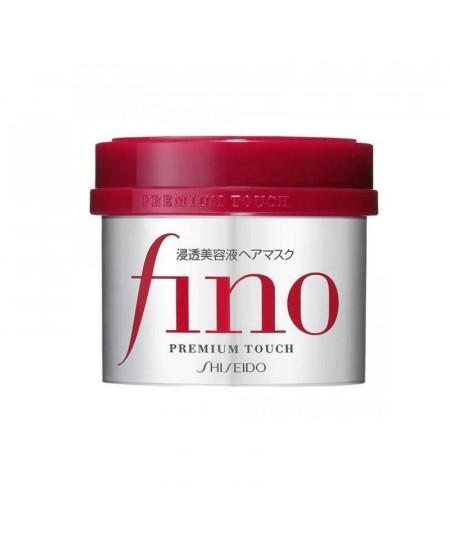 Маска для поврежденных волос Shiseido FINO Premium Touch Hair Mask 230 g - фотография №1