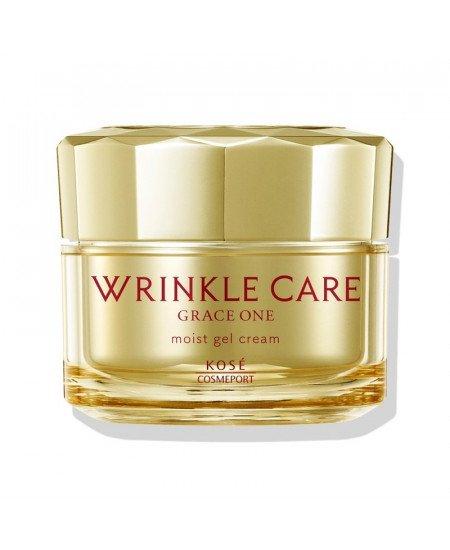 Крем-гель для обличчя глибокого зволоження та ліфтингу Grace One Wrinkle Care Moist 100g - фотографія №1