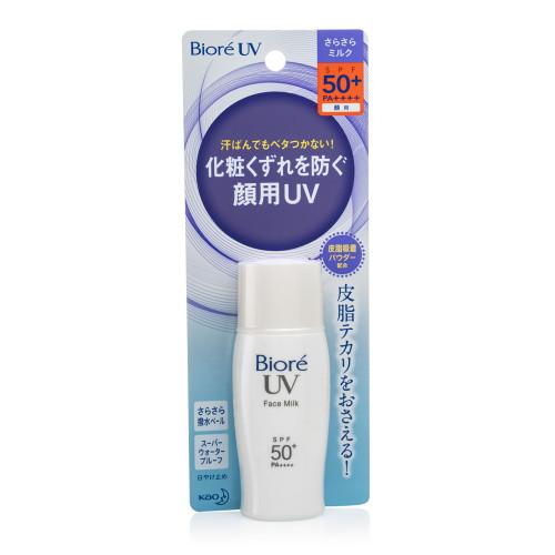 Солнцезащитное молочко с матирующим эффектом Biore UV Perfect Face Milk SPF50+ 30ml