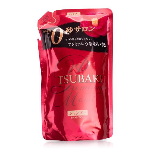 Tsubaki Premium Moist Увлажняющий шампунь (refill) 330ml