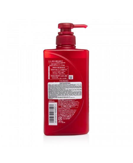 Tsubaki Premium Moist Зволожуючий шампунь 490ml - фотографія №2