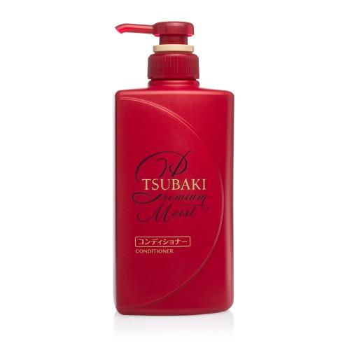 Tsubaki Premium Moist Увлажняющий кондиционер 490ml