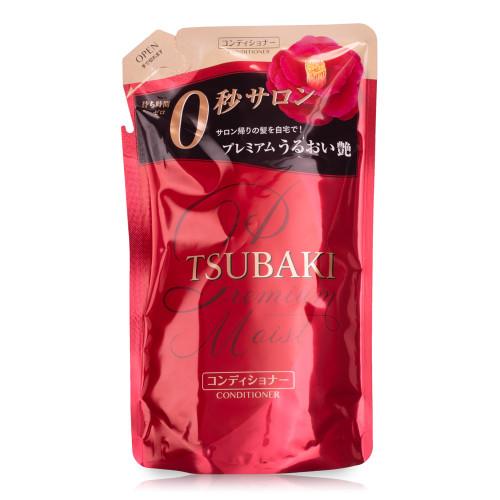 Tsubaki Premium Moist Увлажняющий кондиционер (refill) 330ml