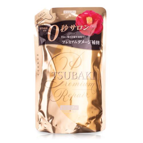 Tsubaki Premium Repair Восстанавливающий шампунь (refill) 330ml