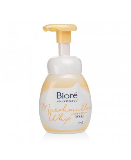 Пінка для вмивання сухої та чутливої шкіри обличчя Biore Marshmallow 150g - фотографія №1