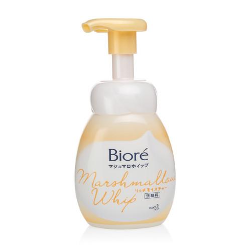 Пенка для умывания сухой и чувствительной кожи лица Biore Extra Moist Facial Wash 150ml