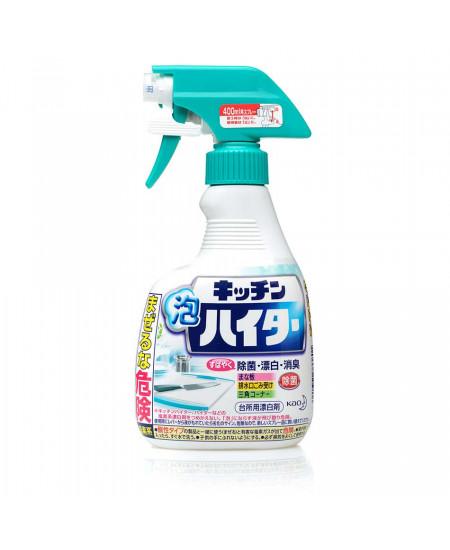 Спрей-пенка для кухонных поверхностей, посуды и тканей Haiter 400ml - фотография №1