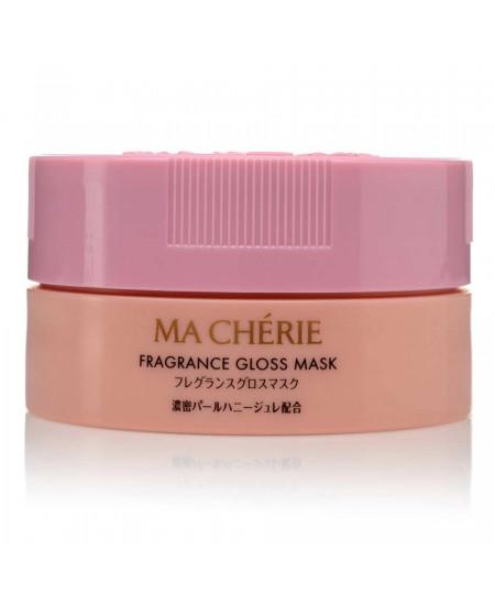 Зволожуюча маска з квітково-фруктовим ароматом Shiseido Ma Cherie Mask 180g - фотографія №1
