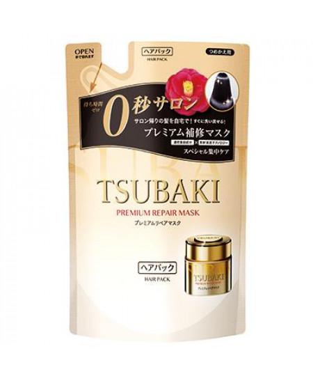 Tsubaki Premium Repair Mask Премиум-маска для восстановления волос 150g - фотография №1