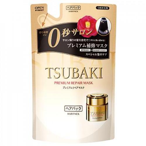 Tsubaki Premium Repair Mask Премиум-маска для восстановления волос 150g (refill)