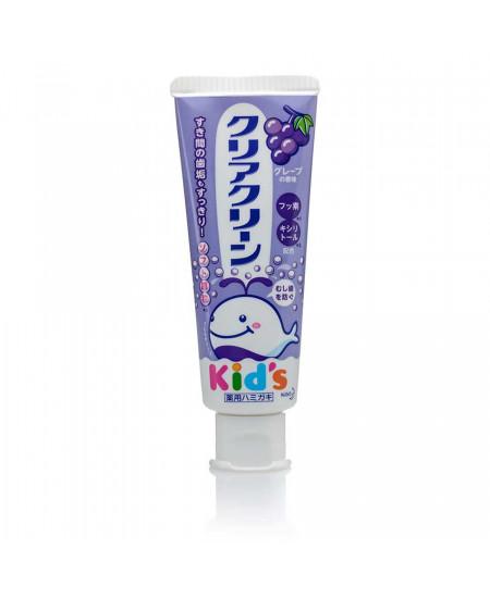 Детская зубная паста со вкусом винограда 70g - фотография №1