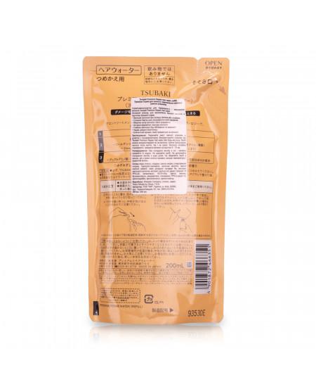 Tsubaki Premium Спрей для защиты и восстановления волос 200 ml (refill) - фотография №2