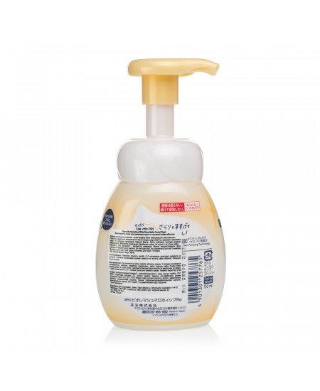 Пенка для умывания сухой и чувствительной кожи лица Biore Marshmallow 150ml - фотография №2