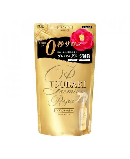 Tsubaki Premium Спрей для защиты и восстановления волос 200 ml (refill) - фотография №1