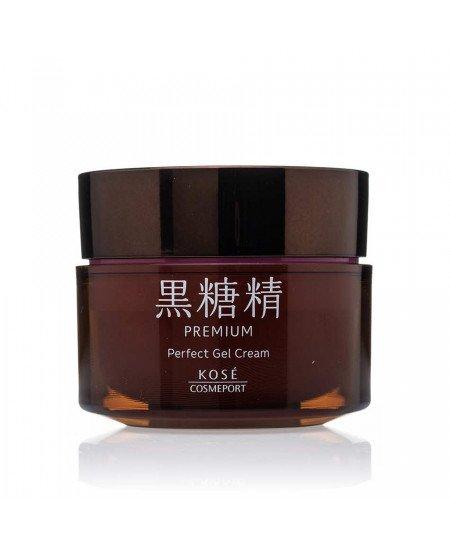 Крем-гель зволожуючий для обличчя Kose Cosmeport Premium Perfect Gel Cream 100g - фотографія №1