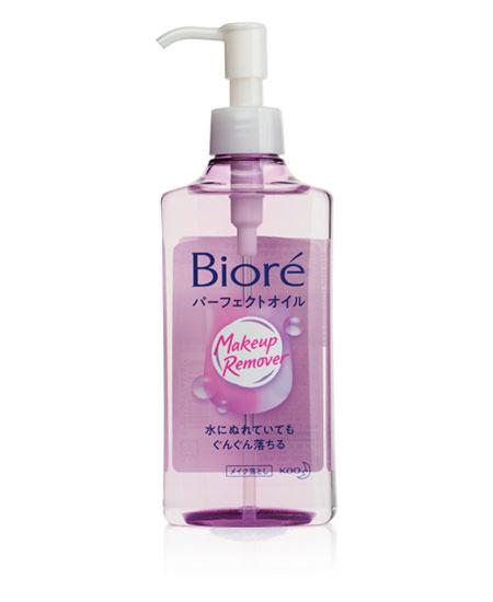 Гидрофильное масло для снятия макияжа Biore 230 ml - фотография №1