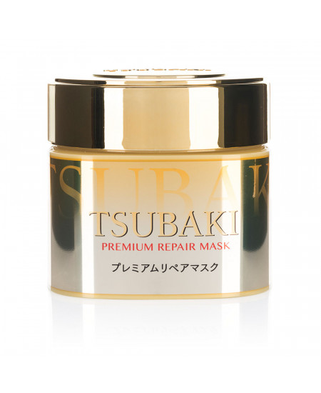 Tsubaki Premium Repair Mask Премиум-маска для восстановления волос 180g - фотография №1