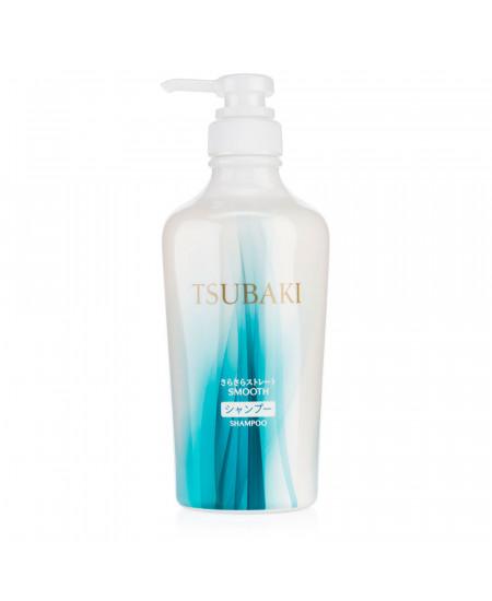 Shiseido Tsubaki Smooth Шампунь для розгладження волосся 450ml - фотографія №1