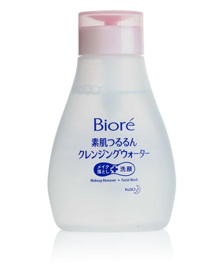 Міцелярна вода для зняття макіяжу Biore 320ml - фотографія №2