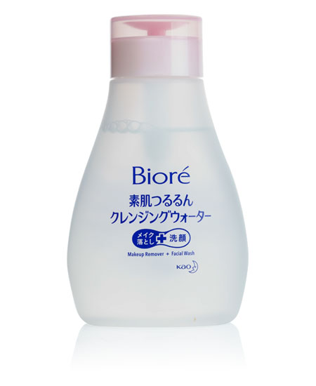 Міцелярна вода для зняття макіяжу Biore 320ml - фотографія №1