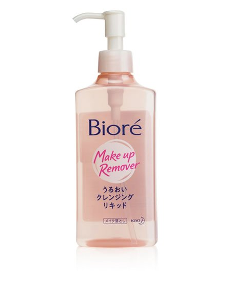 Сыворотка для умывания и снятия макияжа Biore 230 ml - фотография №1